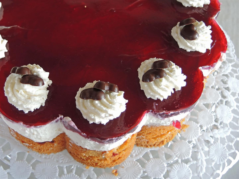 Rotkappchen Torte Chilirosen