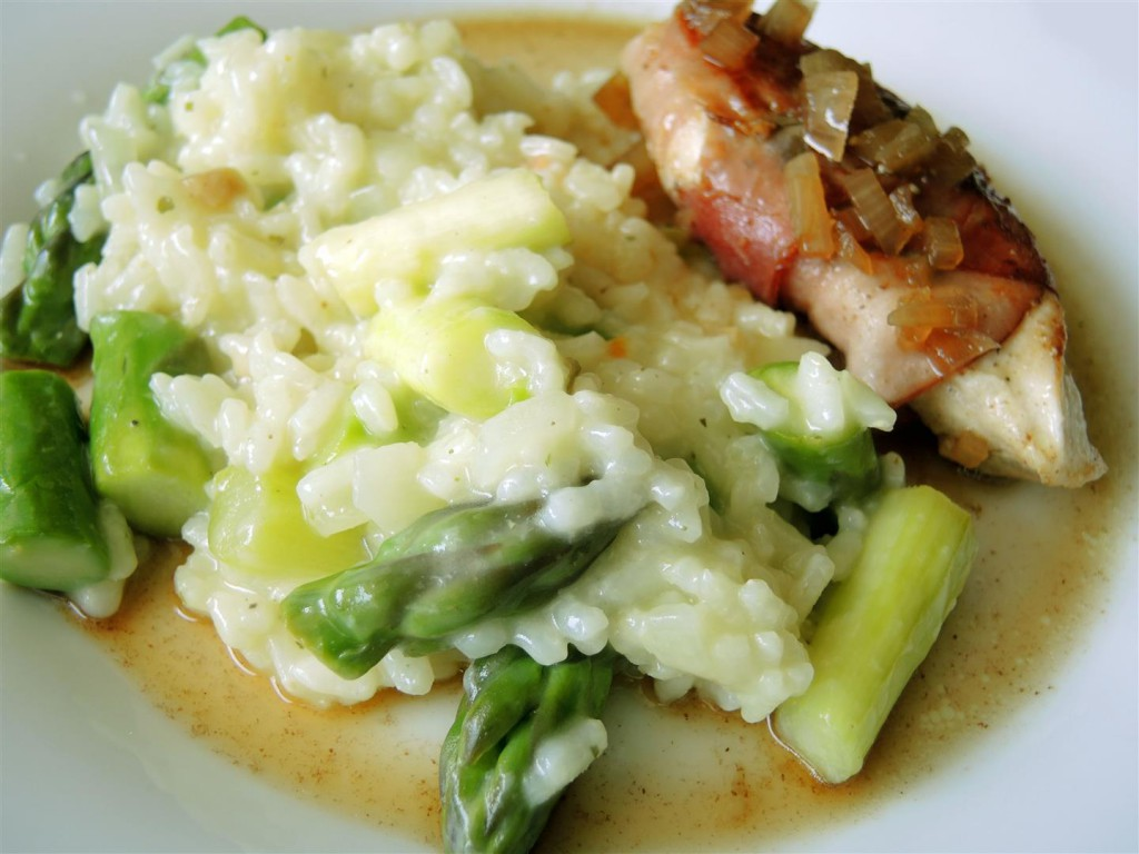 Spargelrisotto (1)