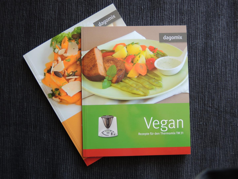 Vegan - Rezepte für den Thermomix TM 31 - Chilirosen