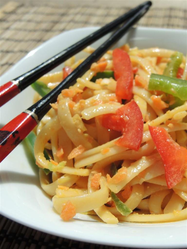 asiatischer Nudelsalat (3)
