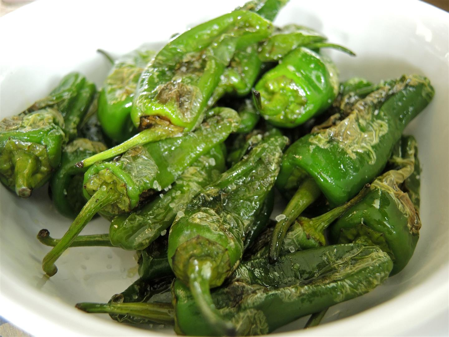 Pimientos Padron Related Keywords & Suggestions - Pimientos Padron ...