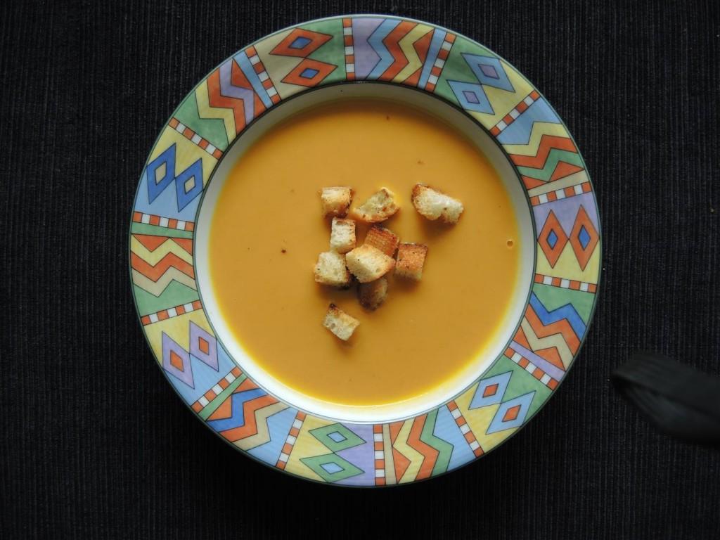 suppen - süßkartoffelsuppe (1)