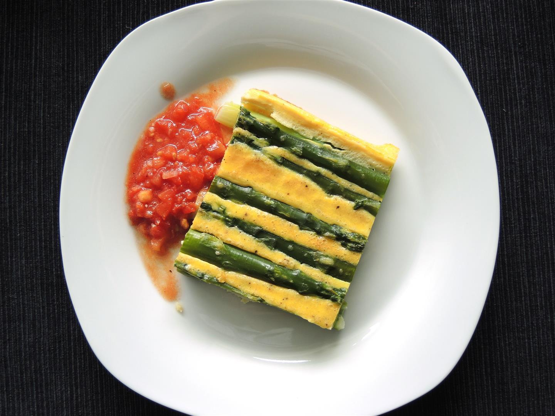 Spargel-Frittata (1)