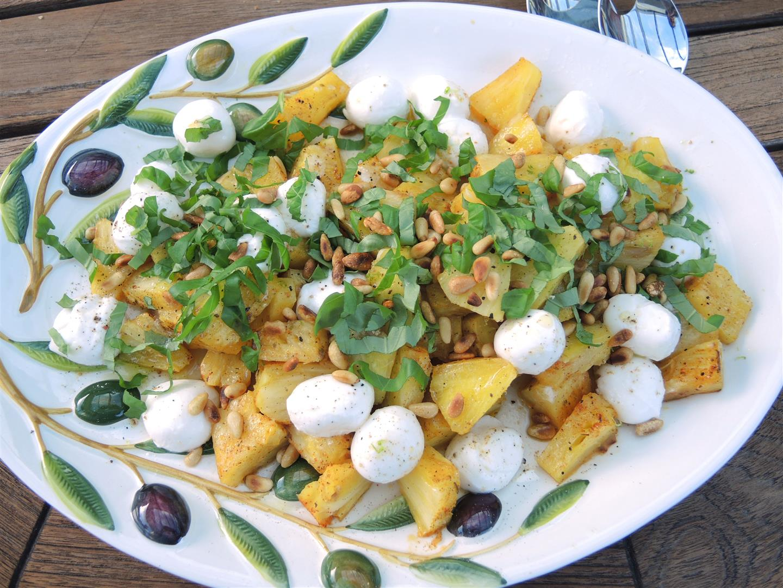 gegrillter-Ananas-Salat (4)