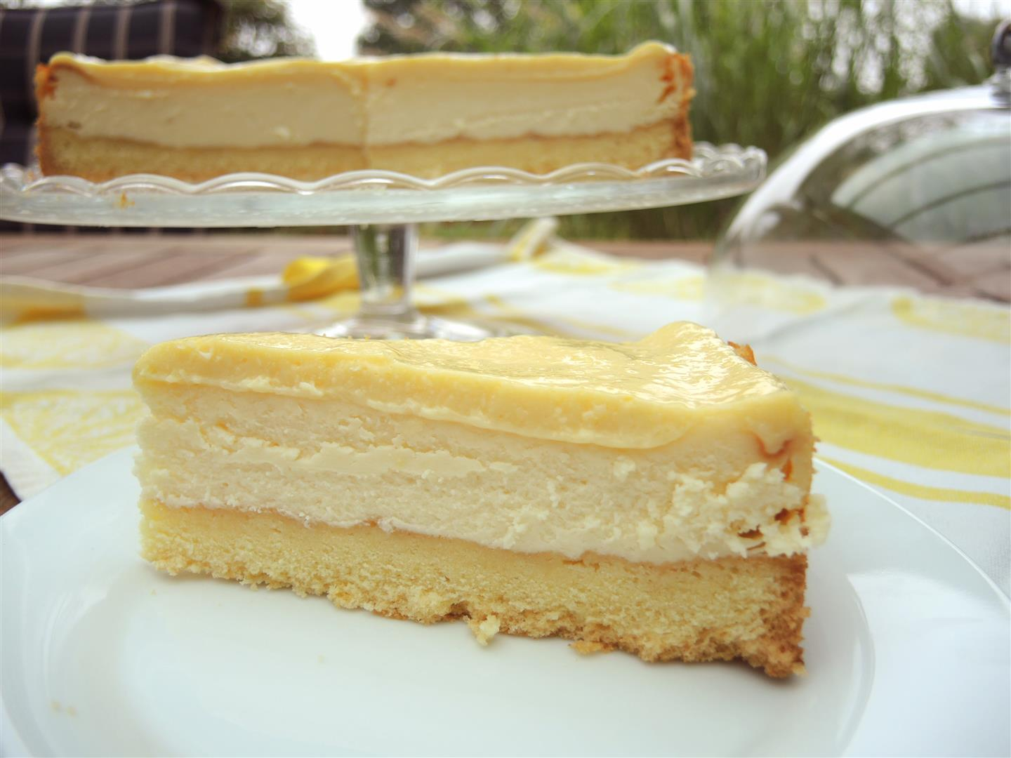 Lemon Cheesecake Nach Cynthia Barcomi Chilirosen