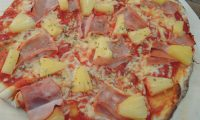 Die perfekte Pizza aus dem Weber-Gasgrill