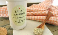 Salatzauber - Gewürzmischung selbst gemixt